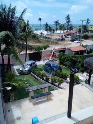Casa À Venda, 100 M² Por R$ 650.000 - Enseada Dos Corais - Cabo De Santo Agostinho/pe - Ca0081