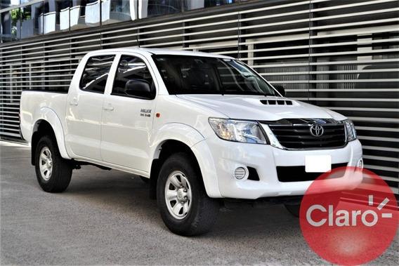 Toyota Hilux Srv 2014 4x4
