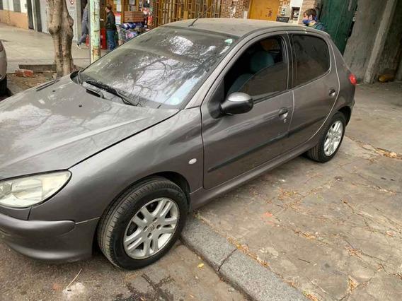 Peugeot 206 1.6 Xr 2001