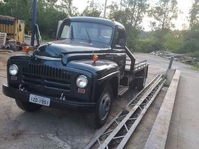 Caminhão Antigo International L160 Raridade!!!
