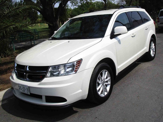 Dodge Journey Sxt Plus 2013 Color Perla