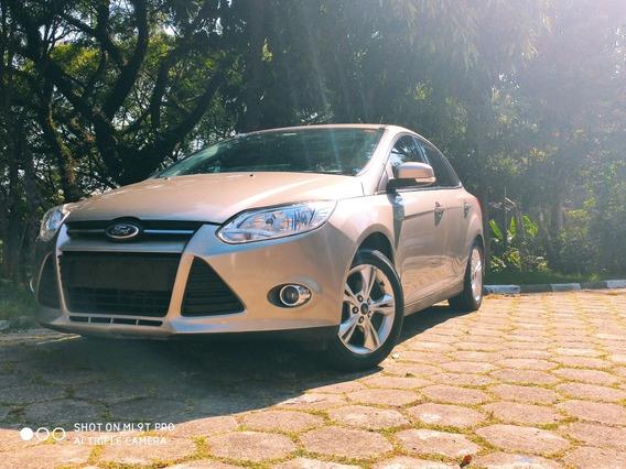 Ford Focus Sedan S 1.6 (flex) At