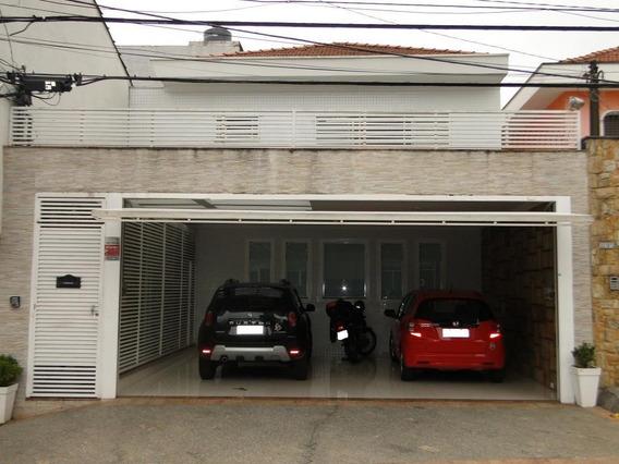 Sobrado Comercial À Venda, Tatuapé, São Paulo. - So1379