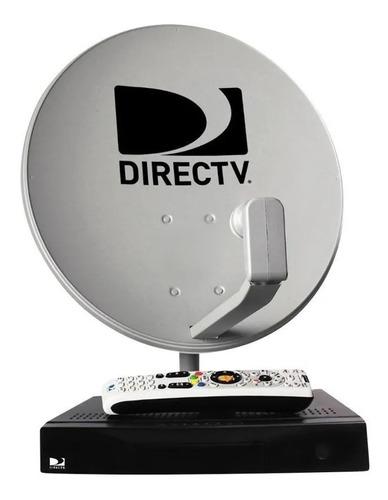 Kit Prepago Directv Antena 46 Cm Sin Abono Sin Factura