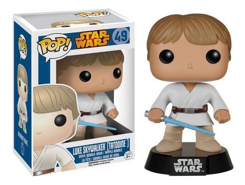 Imagen 1 de 1 de Funko Pop Star Wars Luke Skywalker Tatooine