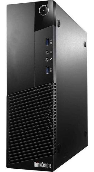 Cpu Desktop Lenovo Thinkcentre M93p Core I7 4ª Geração Ssd