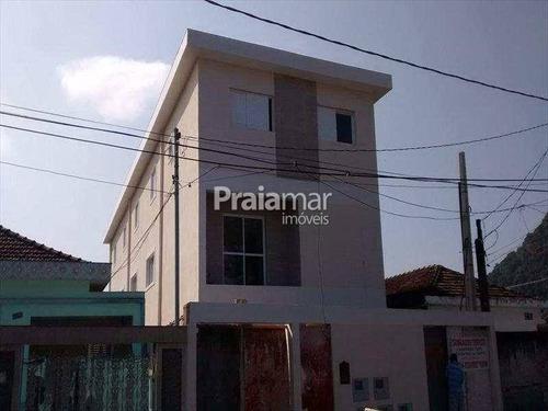 Imagem 1 de 11 de Casa  02 Dormitórios I 2 Vagas I Japuí I Sv - 1144