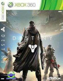 Jogo Destiny Xbox360 Midia Digital