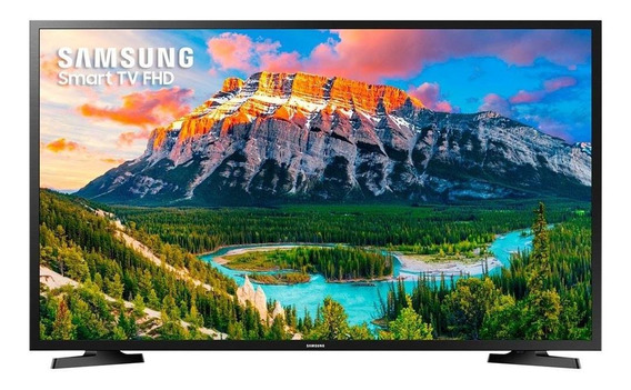 Smart Tv 43 Samsung Un43j5290agxzd Fhd, 1usb, 2hdmi E 60hz