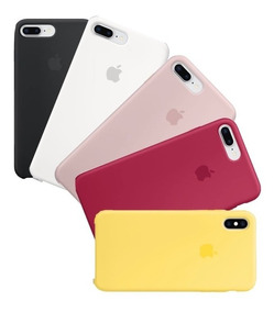 804939af1c4 Fundas De Silicon Apple Varios Colores ( Funda Para iPhone)