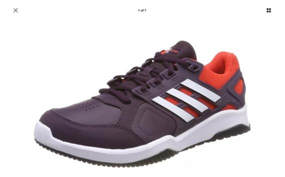 Tênis Masculino adidas Duramo 8 Trainer - Cor Vermelho/roxo