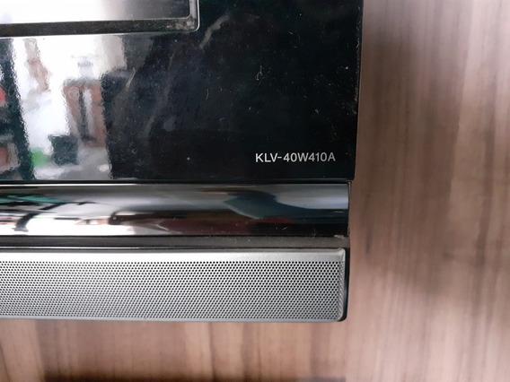 Tv Sony Bravia 42 Polegadas Tela Quebrada. Venda No Estado.