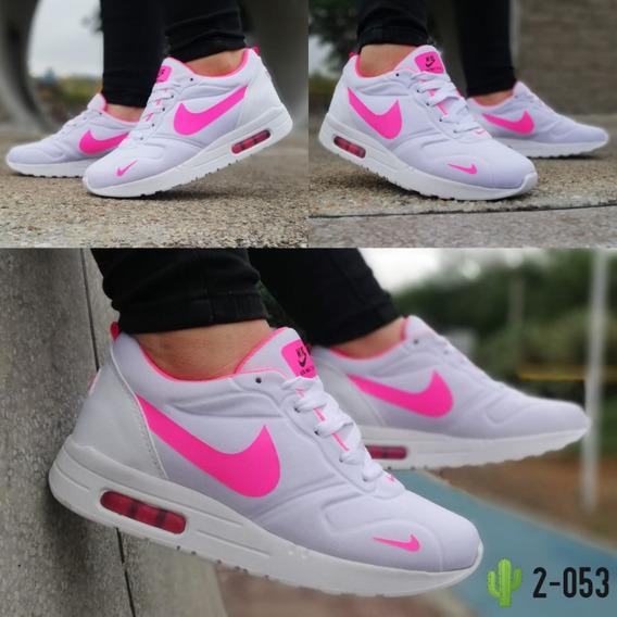 Zapatos Nike Tava Tenis Nike para Mujer en Mercado Libre