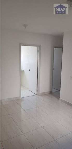 Apartamento Com 2 Dormitórios Para Alugar, 42 M² Por R$ 660/mês - Jardim Nélia - São Paulo/sp - Ap0967