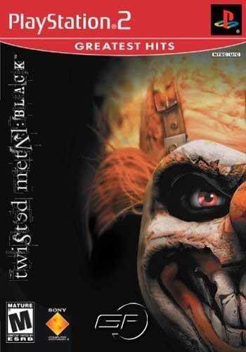 Twisted Metal: Black - Ps2 Patch Leia Anúnc