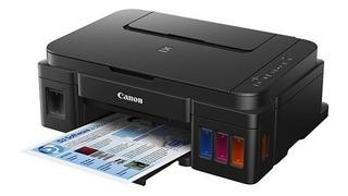 Impresora Multifunción Canon G3100 Wifi Con Sistema Continuo
