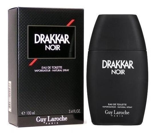 Perfume Drakkar Noir 100ml Edt Original