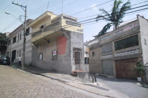 Imagem 1 de 15 de Sobrado - Vila Oratorio - Ref: 864 - V-864