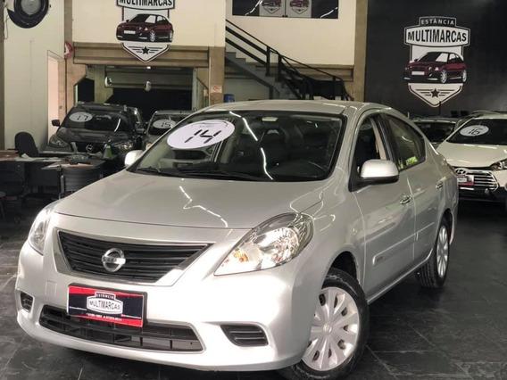Nissan Versa Sv 1.6 Completo Financiamento Sem Entrada!