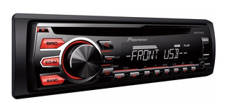 Reproductor Pioneer Dehx X1750ub Mp3 Cd Usb Original