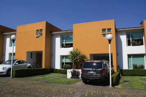 San Nicolás Totolapan, Bonita Casa En Cond. A 5 Min. De Fuentes Del Pedregal