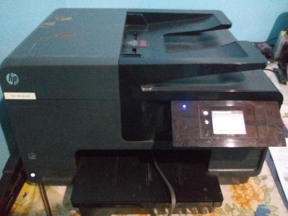 Impressora Hp 8610 Sem Cabeça E Sem Cartuchos