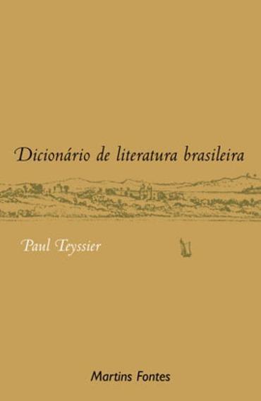 Dicionario De Literatura Brasileira