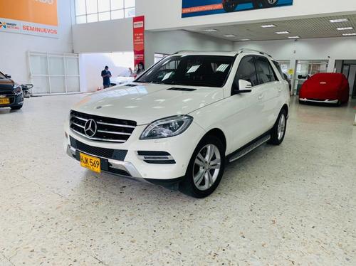 Mercedes Benz Ml 2014   Seminuevo