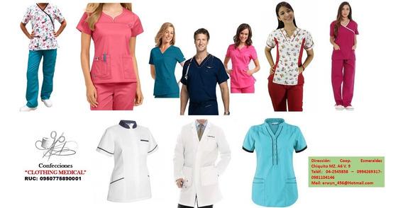 Se Confecciona Uniformes Médicos