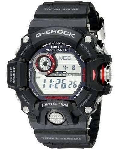Relógio Casio G-shock Rangeman Gw9400 1dr Preto