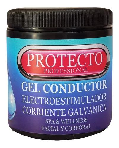 Gel Conductor Electroestimulador Compatible Nuskin Protecto