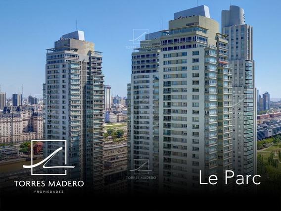Departamento En Alquiler Dos Dormitorios En Le Parc, Piso Alto !