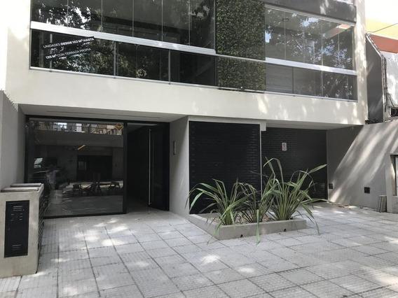 Venta Departamento 3 Ambientes Balcón C/ Parrilla Patio Toilette Amenities Belgrano