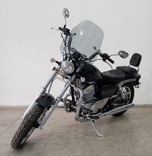 Custom 250-9 Inyeccion Negra Rvm Jawa Argentina