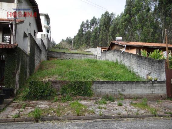 Terreno Residencial À Venda, Nova Caieiras, Caieiras. - Te0155