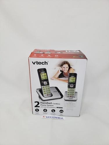 Imagen 1 de 4 de Telefono Inalambrico Vtech Cs6719-2