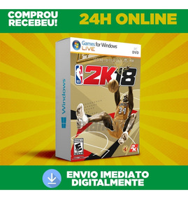 Nba 2k18 Pc Legend Edition Gold -envio Digital 0