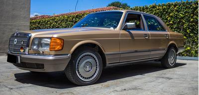 Mercedes Benz 280s 1984 - 70.000 Km Originais