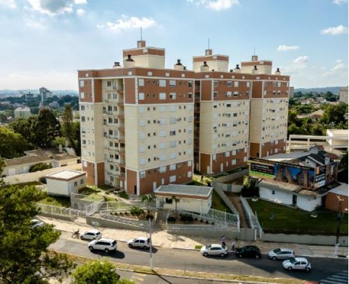 Apartamento À Venda No Bairro Parque Amador - Esteio/rs - O-18008-29952