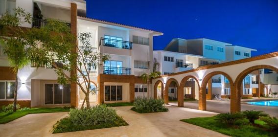 Penthouse De 3 Habitaciones En Los Corales - Punta Cana