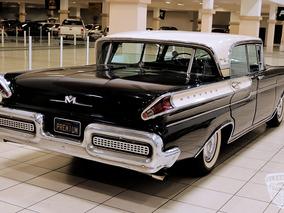 Ford Mercury 1957 57 - Raríssimo - Original - Placa Preta