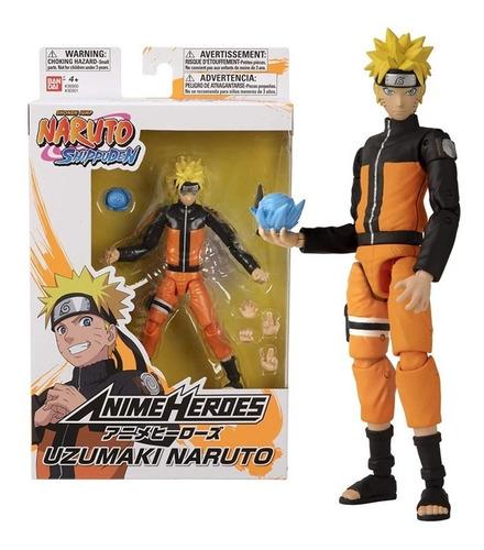 Imagen 1 de 1 de Naruto Figura Muñeco Juguete Anime Boruto Bandai Mas