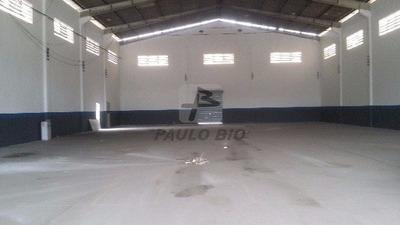 Galpao Industrial - Centro De Ouro Fino Paulista - Ref: 5272 - L-5272