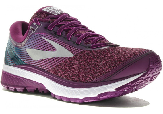 Zapas Brooks Ghost 10 Mujer - Running - Salas Multideportes