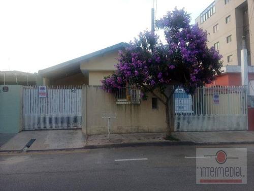 Casa Com 3 Dormitórios À Venda, 169 M² Por R$ 850.000,00 - Centro - Boituva/sp - Ca2252