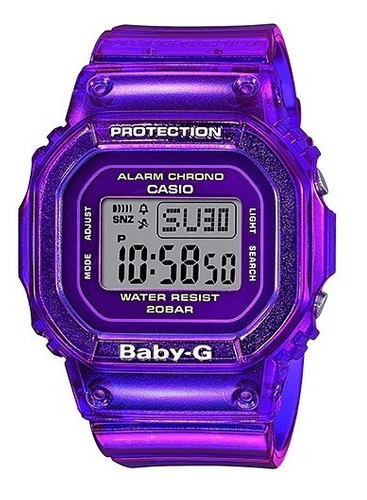Reloj Casio Baby-g Life And Style Bgd-560s-6