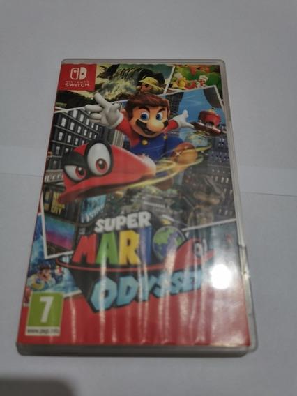 Super Mario Odyssey - Jogo Nintendo Switch Original