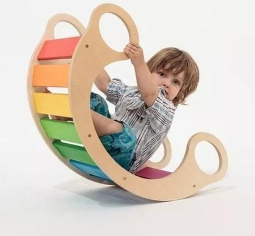 Balancin Hamaca Montessori Mdf Fibrofacil 18mm