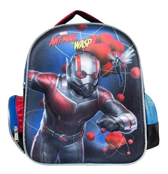 Ruz - Marvel Ant-man And The Wasp Mochila Kinder Infantil