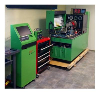Reparación Y Calibración De Inyectores Diesel Common Rail